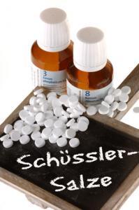 Schüssler Salze Tabletten zum Abnehmen
